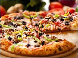 La pizza est ma spécialité culinaire.