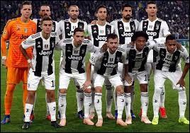 """La """"Juventus Football Club"""" est une équipe..."""