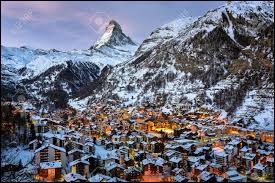 """Zurich, Lucerne, Zermatt et Genève"" sont des villes..."