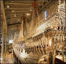"""Le """"Musée Vasa"""" est situé dans mon pays."""