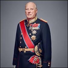 """""""Harald V"""" est mon roi."""