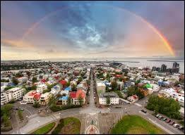"Ma capitale est ""Reykjavik""."