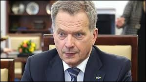"Mon président est ""Sauli Niinistö""."