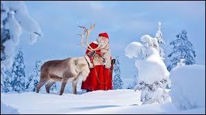 """Ma ville, """"Rovaniemi"""", est connue pour être la demeure officielle du père Noël."""