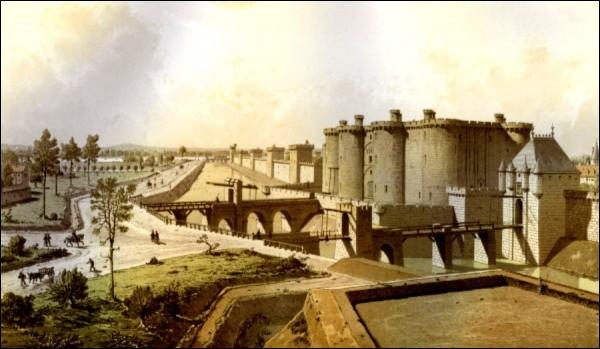 """La fameuse Bastille qui, """"à chaque fois assiégée s'est toujours rendue"""", fut une prison dès Louis """"croix-bâton"""" (au 15e s. donc). Qui y fut enfermé 1 seule journée ?"""