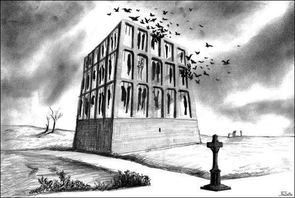 """Dans « le Moyenâgeux », Brassens évoque le célèbre gibet des rois de France, situé sur l'actuelle place du Colonel Fabien : """" Je ne mourrai pas ... ,Mais dans un lit, comme un vrai con"""" (Complétez !)"""