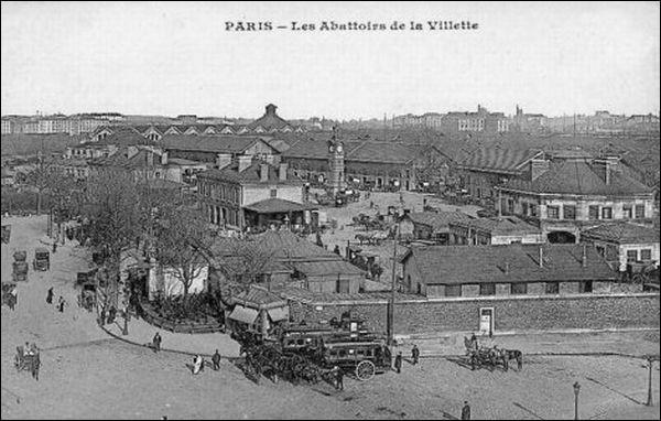 Avant de devenir une immense foire à la musique et autres réjouissances culturelles, le parc de La Villette abritait les plus grands abattoirs de la région. D'où le lieu tenaient-il son nom ?