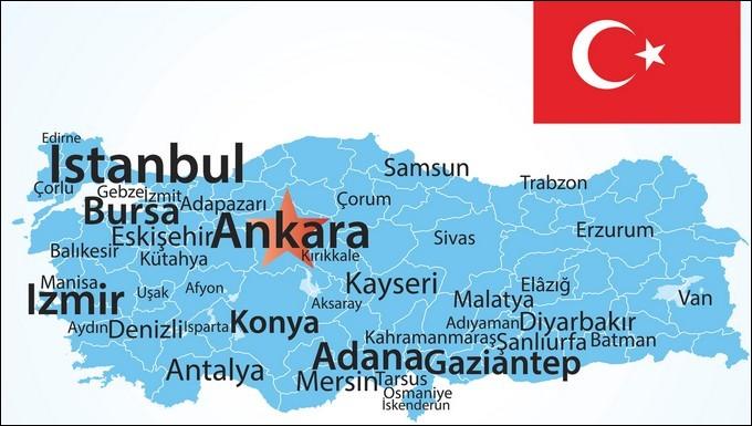 En Turquie, elle est mineure !