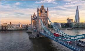 "Ma capitale est ""Londres""."