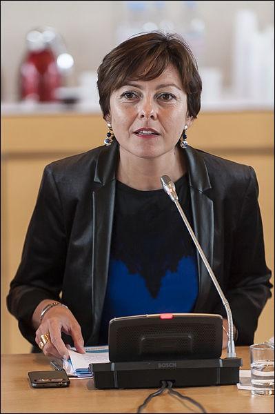 Jusqu'en quelle année Carole Delga a été élue présidente de la région Occitanie ?