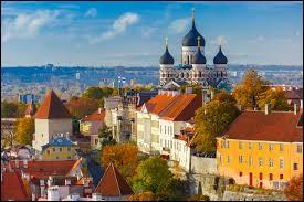 """Ma capitale est """"Tallinn""""."""