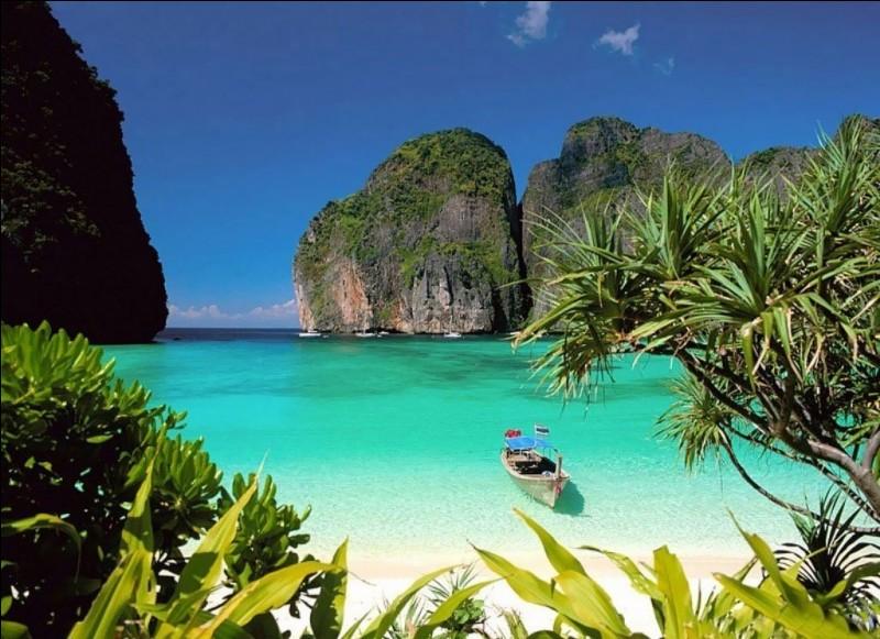 Dans quel océan sont situées les îles de la Ligne, qui font partie de la Polynésie ?