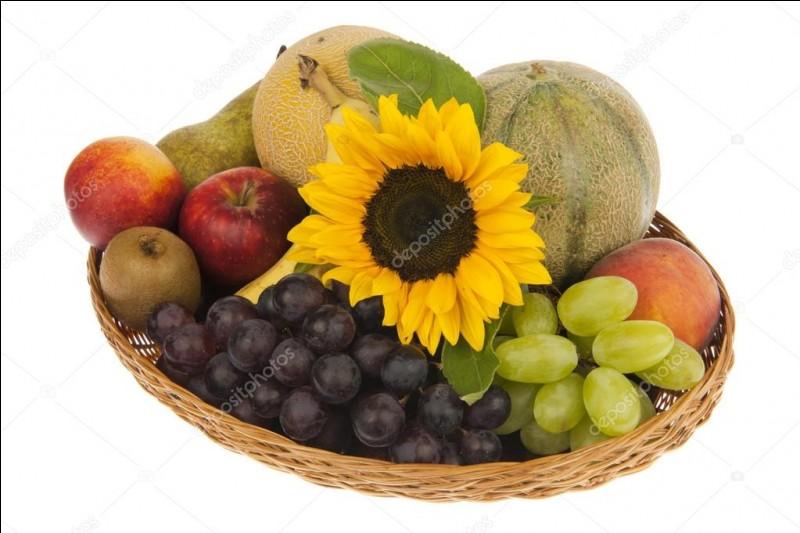 Une question utile pour vous aider à garder la ligne ! Lequel de ces trois fruits est le moins calorique ?