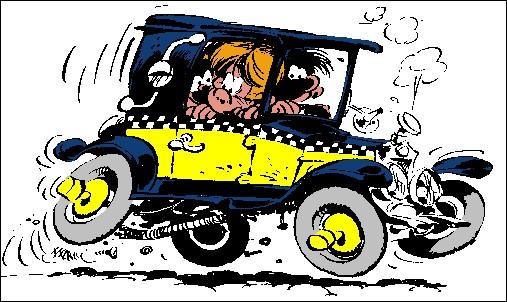 Combien perdrez-vous de points sur votre permis de conduire en cas de chevauchement d'une ligne blanche continue ?