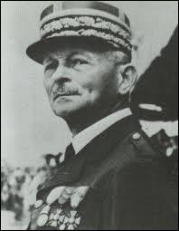 De quel ministre de la Guerre, porte le nom de la ligne de fortifications construite par la France en 1928 ?