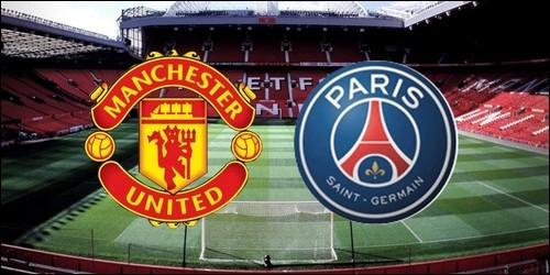 Dernièrement le PSG a affronté Manchester United. Quel est le résultat du match aller ?