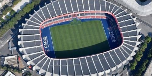 Comment se nomme le stade du PSG ?