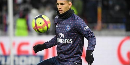 Comment s'appelle le nouveau joueur du PSG ?