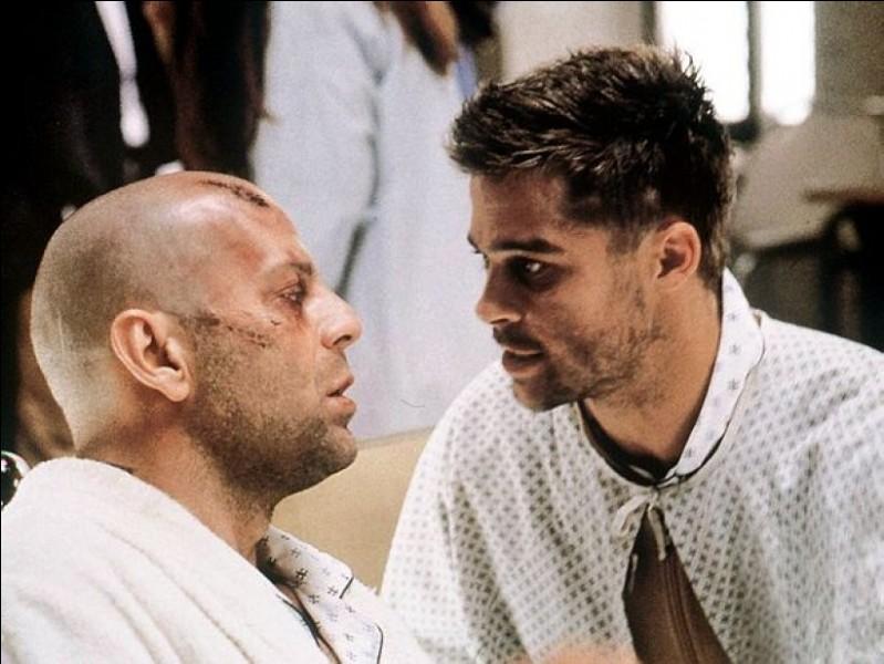 Bruce Willis incarne un personnage envoyé dans le passé ; il y rencontre Jeffrey Goines (Brad Pitt) fils d'un scientifique qui travaille sur les virus (Christopher Plummer). C'est ...