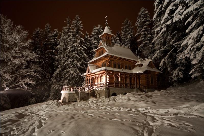 Pour Michel Sardou, la neige était recouverte de boue, dans quelle ville ?