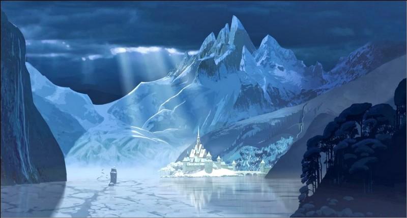"""Dans """"La Reine des Neiges"""", qui a le pouvoir magique de contrôler la neige et la glace ?"""