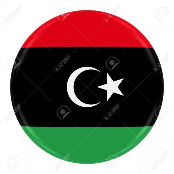 Quel pays est entre l'Algérie et l'Égypte ?