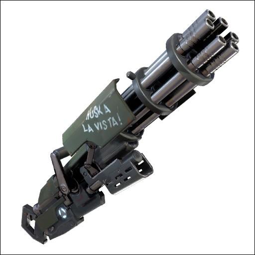 Comment s'appelle cette arme ?