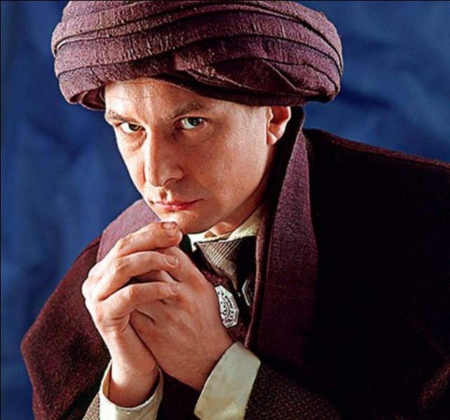 Tome 1 : quelle épreuve Hermione réussit-elle facilement pour retrouver Quirell ?
