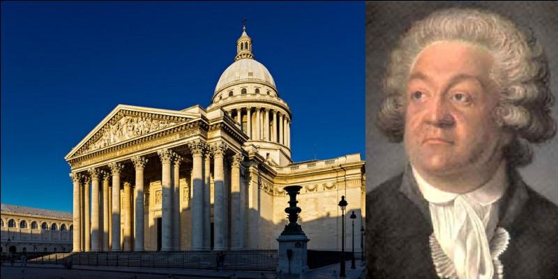 Histoire, les grands Hommes !Allons au Panthéon ! Si vous cherchez à voir la tombe de ce révolutionnaire, il va vous falloir remonter dans le temps, entre 1791 et 1794. En effet, cet homme est le premier à être entré au Panthéon… et à en sortir !Qui est ce personnage ?Pour quelle raison, a-t-il été décidé de l'en sortir ?