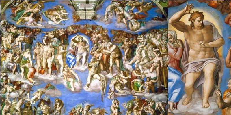 Arts, scandale (mais, à vous de voir) !Michel-Ange se serait certainement retourné dans sa tombe s'il avait pu savoir qu'une de ses œuvres avait été modifiée ! On chargea Daniele de Volterra d'effectuer quelques « aménagements » sur une des œuvres de l'Artiste !Que dut-il faire ?