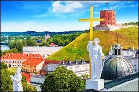 """Ma capitale est """"Vilnius""""."""