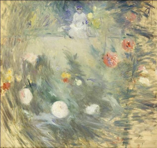 """Qui a peint """"Nourrice au fond du jardin"""" ?"""