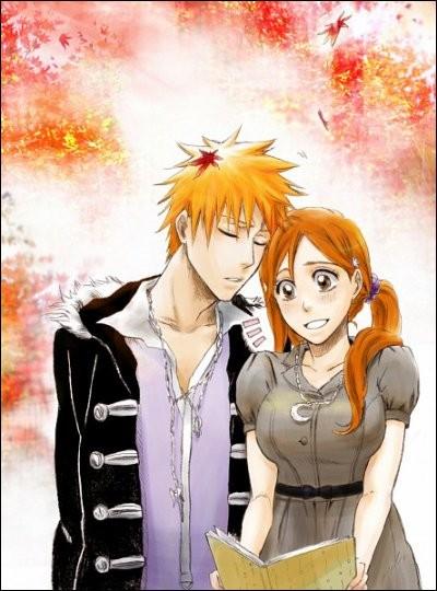 Ichigo et Inoue de ''Bleach'' se sont enfin mis en couple à la fin du manga. De cette union va naître un petit garçon. Comment s'appelle-t-il ?