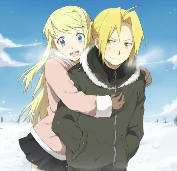 L'amour dans les mangas