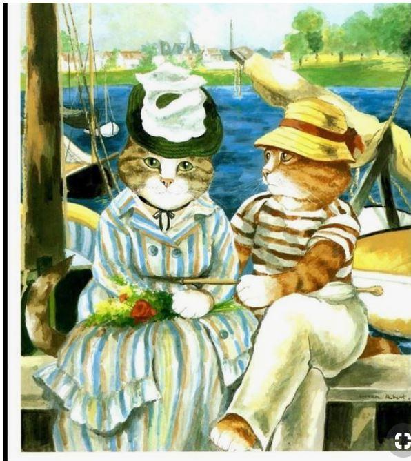 Histoire de chats - Volet 2