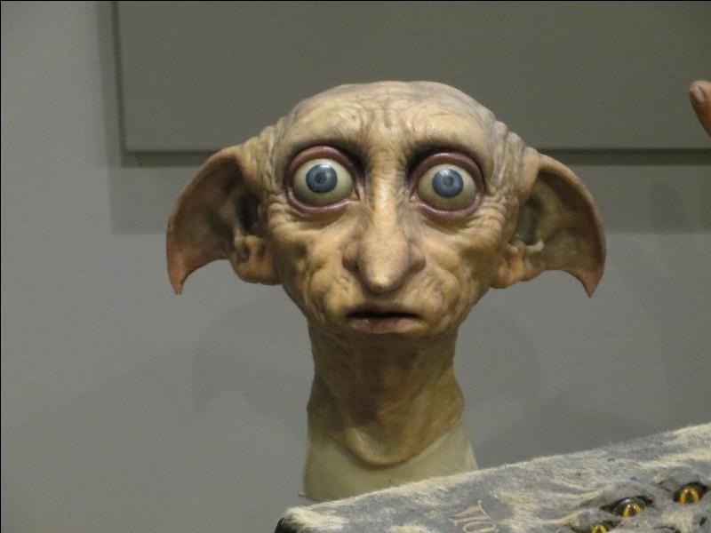 """Dans """"Harry Potter et la chambre des secrets"""", Harry va rencontrer Dobby dans sa chambre !"""