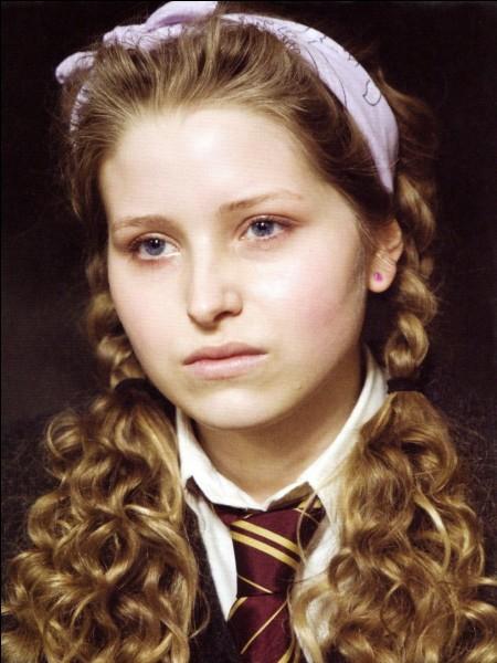 Lavande Brown était la petite amie de Neville Londubat !