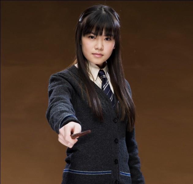 Cho Chang était la première petite amie de Harry Potter !