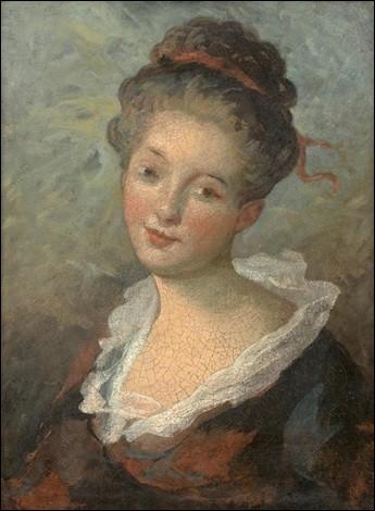"""Qui a fait le """"Portrait de la dame au ruban rouge"""" ?"""