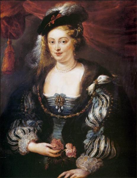 Qui a fait le portrait d'Hélène Fourment ?
