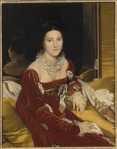 Qui a fait le portrait de Madame Senonnes ?
