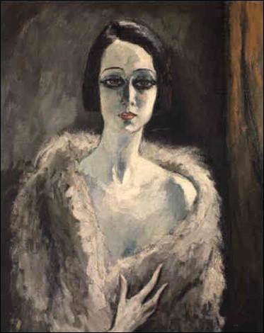 """Qui est le peintre de """"Maria Ricotti"""" ?"""