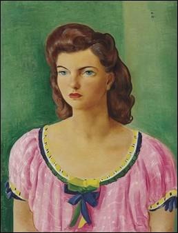 """Qui a fait """"Le portrait de Georgette"""" ?"""