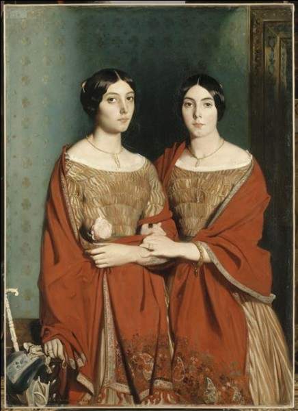 "Qui a peint ""Les Deux Sœurs"" ?"