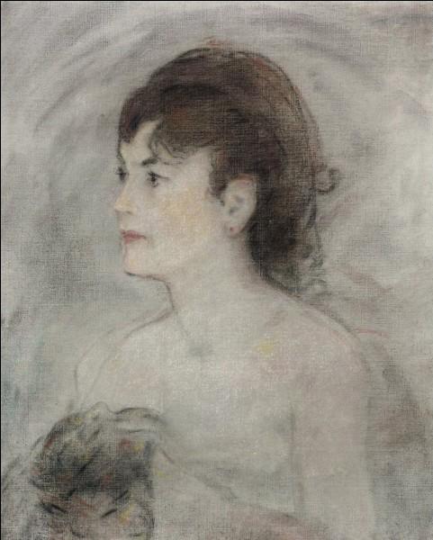 """Qui a peint """"Femme - décolleté"""" ?"""