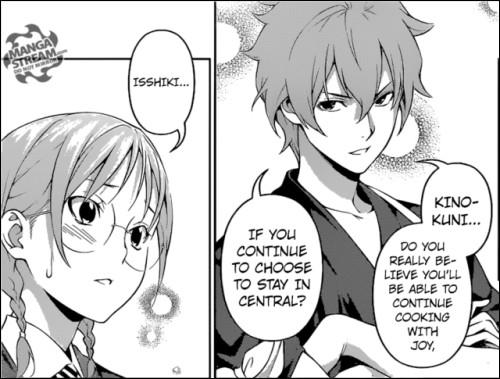 Nene Kinokuni et Satoshi Isshiki sont...
