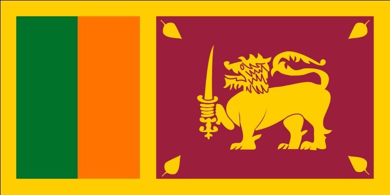 Citez une langue officielle du Sri Lanka !