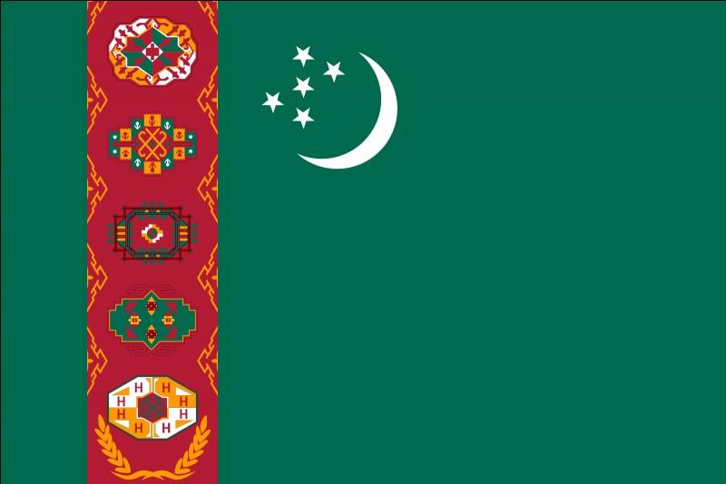Citez une langue officielle du Turkménistan !