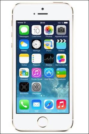 Qu'est-ce qui arrivé sur les iPhones à partir de l'iPhone 5S ?