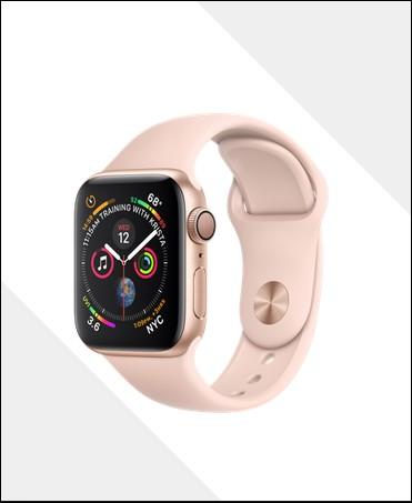 Que permet l'Apple Watch ?